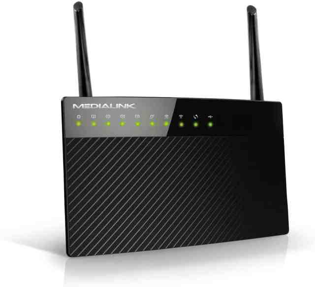 Medialink AC1200: Solid router for a small home for under 100