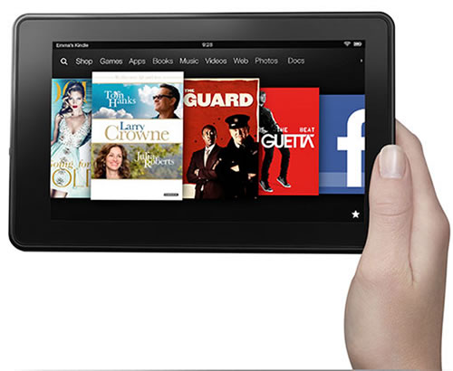 Kindle Fire for just £99