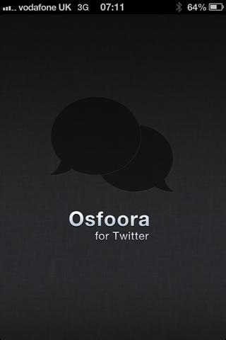 Osfoora for Twitter