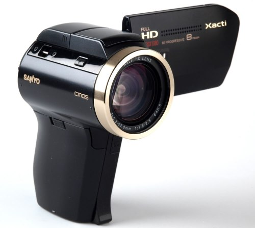 Sanyo Xacti VPC-HD2000 HD video camera