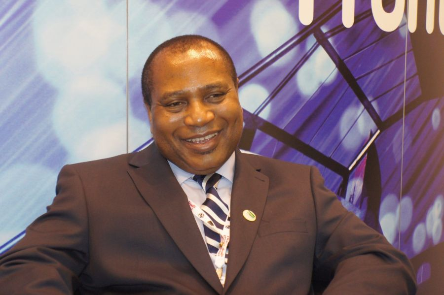 Eugene Juwah, Executive Vice Chairman of NCC