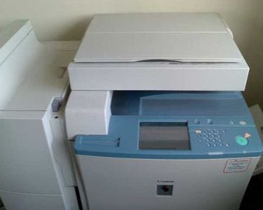 The Colour Laser Printer of RAR – this beast rocks the prints.