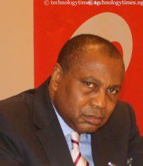 Eugene Juwah, Executive Vice Chairman of Nigerian Communications Commission (NCC)