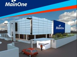 Artist impression of MainOne Data Centre in Lagos