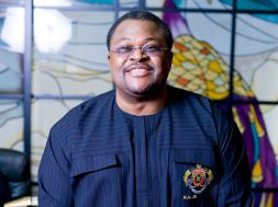 Mike Adenuga Jnr, Chairman of Globacom