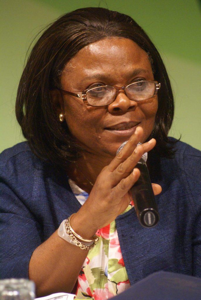 Mrs. Mary Uduma, Coordinator WAIGF
