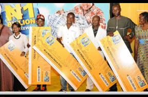 1 Billion Naira Mega Reward   MTN Online-200955