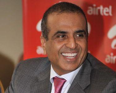 Sunil Bharti Mittal, Chairman of Airtel