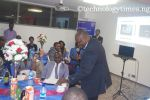 Pictured: Launch of Brian Tab iw10 in Lagos 29
