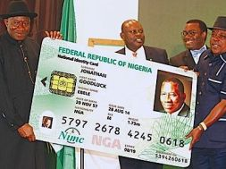 Nigeria National e-ID Card