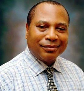 Dr Eugene Juwah, EVC of NCC