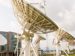 Nigeria's NIGCOMSAT stands positioned to gain from the market niche as increasing dependence on location-based services (LBS), one of several service offerings by the Nigerian government-owned communications satellite service, is expected to drive the growth of the global market for commercial satellite imagery.