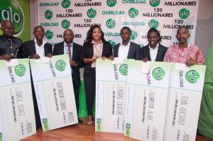 Globacom: How 20 millionaires emerged in Overloaded promo 9