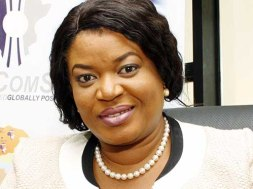 Abimbola Alale, MD of NIGCOMSAT