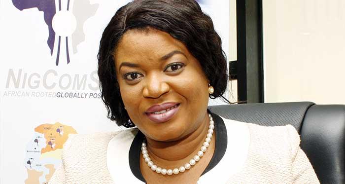 Abimbola Alale, MD of NIGCOMSAT