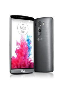 Image of LG G3 Smartphone