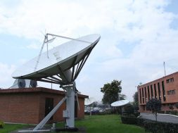 Antena Satelital de TV