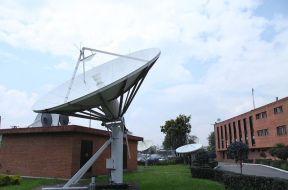 Antena Satelital de TV