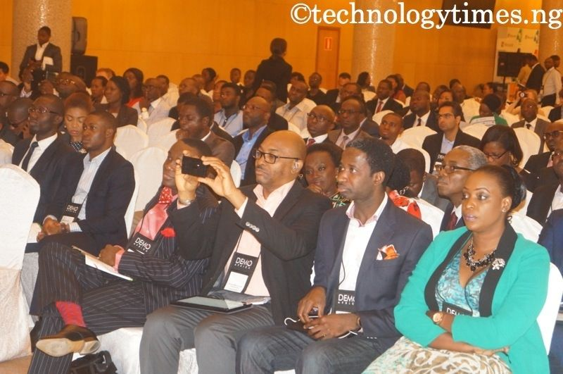 Cross section of attendees at Demo Africa 2014. The European Business Angel Network (EBAN) says it would send high-powered delegation to attend and support Demo Africa 2015, a frontline event promoting growth of African tech startups.