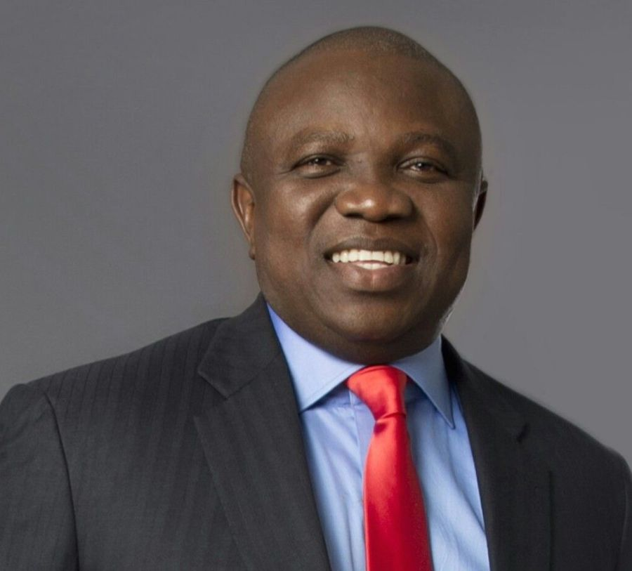 Akinwunmi Ambode, Governor of Lagos. Uber has said that the Nigeria launch of its taxi booking service will help to decongest Lagos vehicular traffic