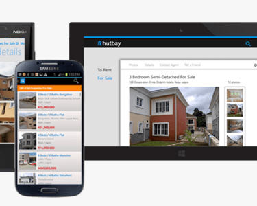 Collection of Hutbay mobile apps