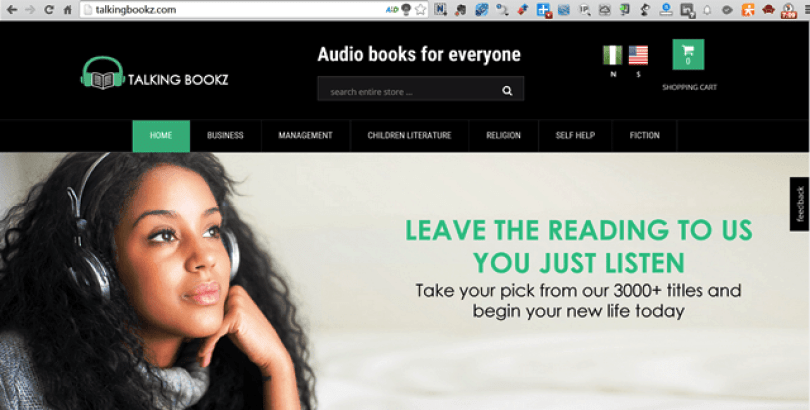 Jovago Co-Founder stakes investment in Nigerian startup, Talking Bookz