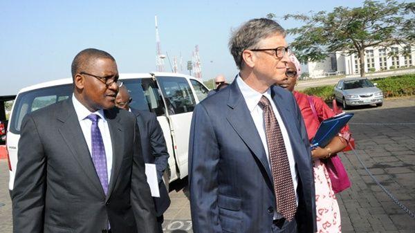 Bill Gates Foundation backs Nigeria's financial inclusion plan