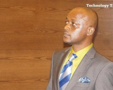 Mr Olumide Iyanda, Editor-in-Chief of QED.ng