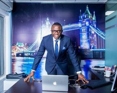 Onyeka Akumah, Chief Commercial Officer at Travelbeta