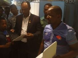 "According to Brian Integrated System, a Nigerian maker of computers at CVE '15, ""we brought  down prices of some of our products to encourage Nigerians and attendees of the event to own a PC or desktop."""