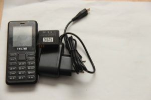 Tecno T347 with Charger