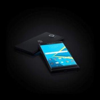 BlackBerry PRIV Silk Design