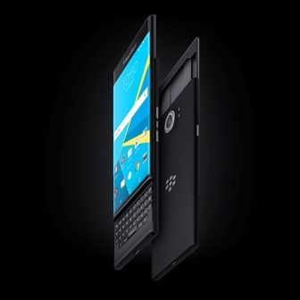 Priv by BlackBerry is the first Blackberry running on Android OS