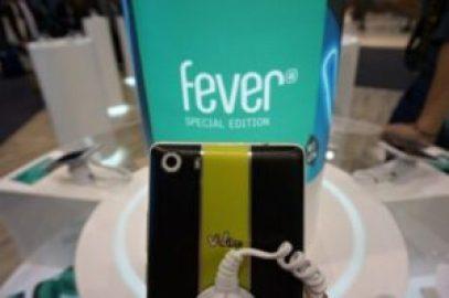 Wiko fever smartphone