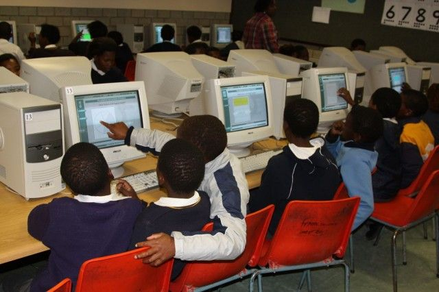 Nigeria is pushing to support research into Information Technology (IT)