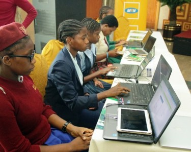 Cross Section of the Students, during the girls in ICT 2016 event  (1)