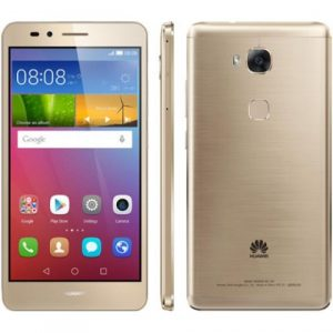Front and Back view of Huawei GR5