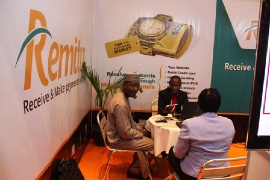 Wef financial institutions can drive digital identity system exhibitor stand at the 2016 cbn cashless card expo 6 malvernweather Choice Image
