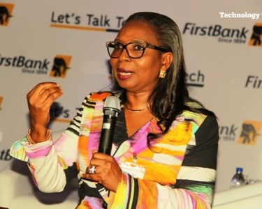 Ibunkun Awosika, chairman, board of directors, First Bank (1)