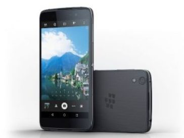 Blackberry beefs up security on new Android smartphone