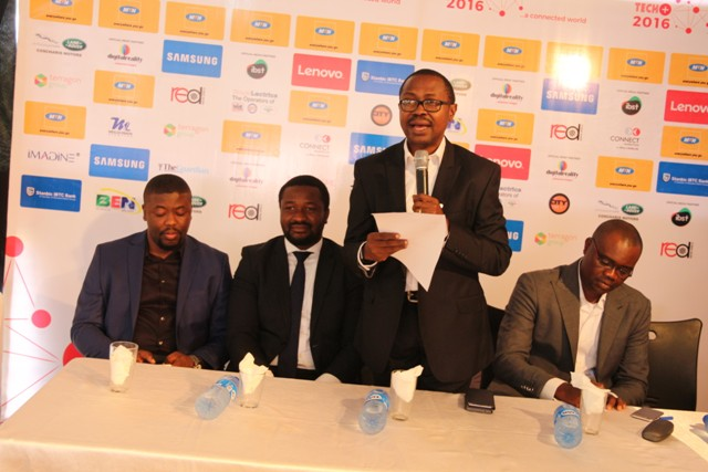 Tunji Adeyinka, Managing Director, Connnect marketing, during his remarks (4)
