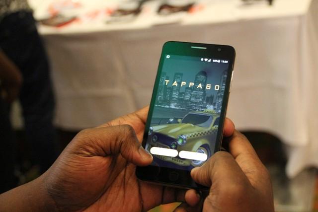 Tappago app as seen at #TechPlus2016