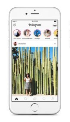 'Instagram Stories' now scrolls slideshow of your photo story 1