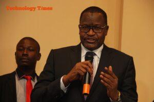 Prof.-Umar-Garba-Danbata, Executive Vice Chairman at NCC.