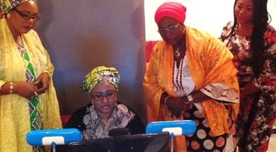 aisha-buhari-enrolls-for-national-id