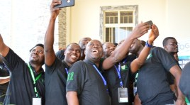 Pictured: Selfies, learning and networking at ngNOG 2016