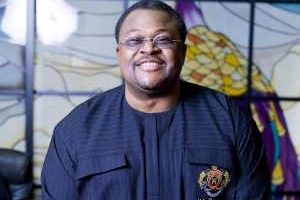 Dr Mike Adenuga, Chairman, Globacom Limited, owners of Glo Mobile Benin