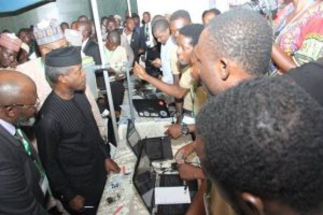 VP: Nigeria 'investing aggressively' to export ICT skills