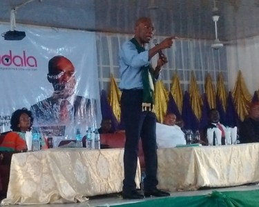 "Leo Stan Ekeh, Chairman of Zinox Group, says Nigerian youths should unlock wealth creation opportunities because ""wealth has become a right for all in the 21st Century."""