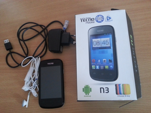 tecno android n3 price in nigeria